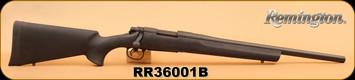 """Consign - Remington - 223 Rem - 700 Tactical - BlkSyn/Bl, 20.5"""", Heavy Barrel, Hogue Stock, adjustable trigger"""