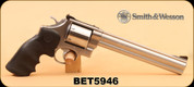 """Used - Smith & Wesson - 44 Magnum - 629-3 - Blk/SS, 8 3/8"""""""