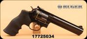 "Used - Ruger - 357 Magnum - GP100 - Blk/Bl, 6"" - Only 20rds"