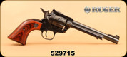 """Used - Ruger - 22/22Mag - Single-Six - Lam/Bl, 6.5"""""""