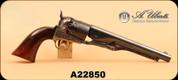 "Used - Uberti - 44 - Black Powder - Wd/Bl/Case Hardened, 8"""