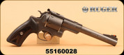 "Consign - Ruger - 454Casull/45Colt - Super Redhawk - Blk rubber/lam /Brushed Steel, c/w 1""rings"
