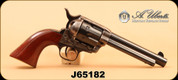 """Used - Uberti - 357 Mag - 1873 Cattleman New Model , Steel Backstrap and Trigger Guard, 5.5"""", Wd/Bl/Case Hardened"""