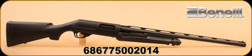 "Benelli - 12Ga/3.5""/28 - Nova - BlkSyn/Bl, ComforTech® recoil reduction system"