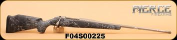 "Fierce - 280Ackley - Edge - Kryptek Typhon/Cerakote titanium, 24"""