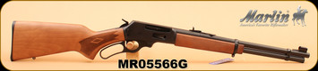 "Marlin - 30-30Win - Model 336Y Compact - Lever Action, Walnut/Bl, 16.25"" S/N MR05566G"