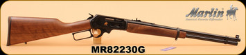 "Marlin - 30-30Win - Model 336 Texan Deluxe -  Walnut Stock/Bl/Engraved Receiver, 20"" Barrel, S/N MR82230G"