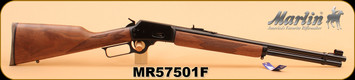 "Marlin - 44 Magnum/44 Special - Model 1894 - Lever-Action Rifle, Black Walnut Stock/Blued 20"" Barrel, S/N MR57501F"