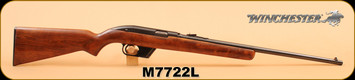 """Consign - Winchester - 22LR - Model 77, wd/bl, 22"""""""