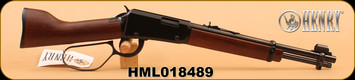 Used - Henry Repeating Arms - 22 S/L/LR - Mares Leg - Lever Action, Walnut/Bl, 12.875 - New in box