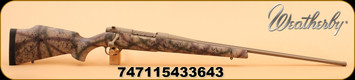 "Weatherby - Mark V Outfitter FDE - 6.5-300 - High Desert Camo Stock/FDE Cerakote, 28"" Fluted barrel"