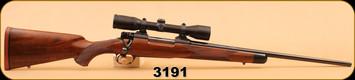 "Consign - Kimber of Oregon - 280Rem - Model 89 BGR, 22"", Zeiss Diavari C - 3-9x36"