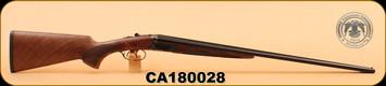 """Huglu - 202B - 410/3""""/26"""" - Wd/Bl/Case Colored Receiver, STD, S/N CA180028"""