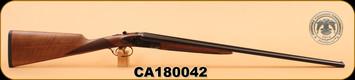 """Huglu - 201A - 410/3""""/26"""" - Wd/Bl/Case Colored Receiver, STD, S/N CA180042"""