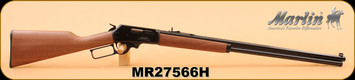 "Marlin - 45-70Govt - 1895CB - Cowboy - Black Walnut/Bl, 26"" octagon barrel, S/N MR27566H"