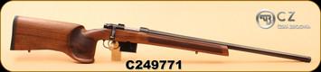 "CZ - 527 - 6.5 Grendel - Varmint MTR - Wd/Bl, 26"", S/N C249771"
