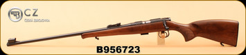 """CZ - 452 Lux - 22LR - LH, Wd/Bl, 24.8"""""""