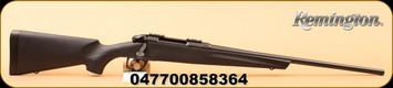 """Remington - Model 783 - 30-06 SPRG - Blk Syn/Bl, 22"""", Crossfire Adjustable Trigger"""