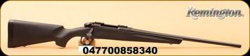 "Remington - Model 783 - 270 Win - Blk Syn/Bl, 22"", Crossfire Adjustable Trigger"
