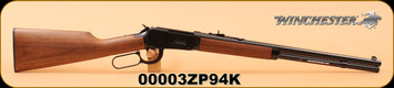 """Winchester - 1894 Short - 38-55 Win - Wd/Bl, 20"""""""
