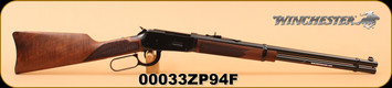 "Winchester - 1894 Deluxe Carbine - 30-30 Win - Wd/Bl, 20"""