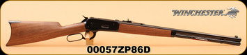 "Winchester - 1886 Short- 45/70 Govt - Wd/Bl, 24"""
