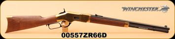 "Winchester - 1866 Short - 38Spl - Wd/Bl/Brass Receiver, 20"""