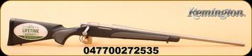 """Remington - Model 700 - 270WSM - SPS/SS, 24"""""""