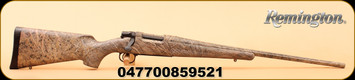 "Remington - Model Seven - 223Rem - Predator - Mossy Oak Brush Full Camo, 22"" Fluted Barrel"
