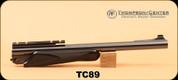 "Consign - Thompson Center - 7MM Int-R - Super 14 - 14"" Bull Barrel, Blk/Bl"