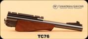 "Consign - Thompson Center - 357 Rem Max - 10"" Bull Barrel, Wd/Bl, Item#76"