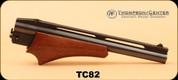 "Consign - Thompson Center - 44Mag Shot - 10"" Bull Barrel, Wd/Bl, Item #82"