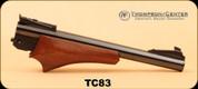 "Consign - Thompson Center - 45 Colt - 10"" Bull Barrel, Wd/Bl"