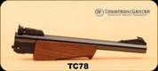 """Consign - Thompson Center - 357 Herrett - 10"""" Bull Barrel, Wd/Bl"""