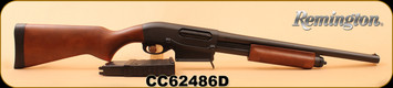"Remington - Model 870 DM - 12Ga/3""/18.5"" - Express Tactical - Hardwood stock and fore-end /Matte Bl, 6 Rnd Detachable Mag"
