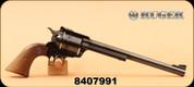 """Consign - Ruger - 44 Mag - New Model Super Blackhawk, Wood grips/Bl, 10"""""""
