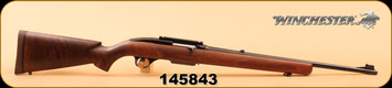 """Consign - Winchester - 308Win - Model 100 - Wd/Bl, 21.5"""", custom stock, glass bedded"""