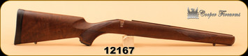 Used - Cooper M52 Classic Stock - Wood/Decelerator Recoil pad