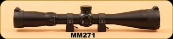 Consign - Cabela's Pine Ridge - MTII Tactical Centerfire Riflescope - 6-18x40 SF