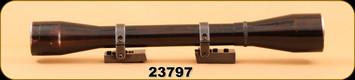 Consign - Leupold - Pioneer 4X - 4x32 - Duplex - Item #288