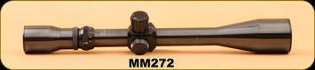 Consign - Weaver - Auto-Comp VX9 - 3-9x40 - Micro-Trac, Duplex