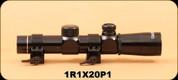Consign - Tasco - 1-20x30 - Duplex - c/w QRW Rings