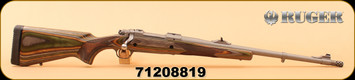 """Consign - Ruger - 300 RCM - M77 Hawkeye Guide Gun - Green Laminate/SS, 20"""", Ruger Muzzle Brake System - Unfired"""