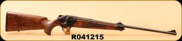"Consign - Blaser - 300 Win Mag - R8 Jaeger - Grade 3 Wd/Bl, 25.5"", c/w 30mm Blaser Rings"