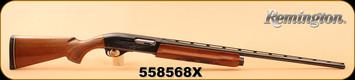 """Consign - Remington - 20Ga Magnum/3""""/28"""" - Model 1100, Wd/Bl, Semi-Auto, Full Choke, c/w brown soft case"""