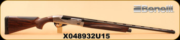 "Consign - Benelli - 20Ga/3""/28"", Ethos - AA-Grade Walnut/Engraved Nickel-Plated Receiver/Blued CrioBarrel, Progressive Comfort recoil reduction system, Inertia-Driven® System, approx.25rds"