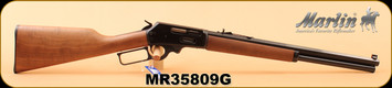 Marlin - 45-70Govt - 1895CBA - Lever Action Rifle - American Black Walnut/Blued Finish, 18.5? tapered octagon barrel, 6 round tubular magazine, Adjustable Sights