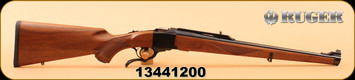 "Ruger  - 257Roberts - No. 1 International - American Walnut Stock/Blued, 20"" Barrel, bead front sight, adjustable rear sight"