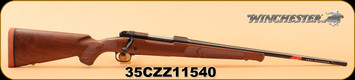 "Winchester - 30-06Sprg - Model 70 Featherweight HiGrade - Satin finished Grade I walnut stock/Polished Bluing, 22"" Hammer forged free floated barrel ,M.O.A. trigger system, S/N 35CZZ11540"