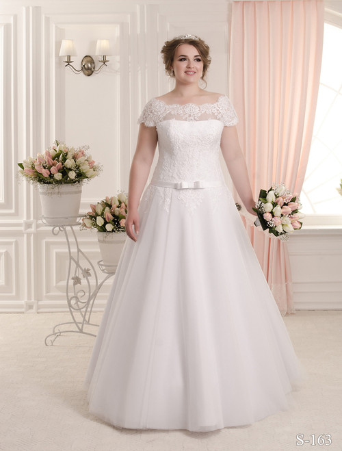 Plus Size Wedding Dresses